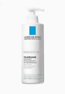 Гель для умывания La Roche-Posay TOLERIANE CARING WASH Очищающий, 400 мл.