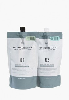 Набор для ухода за волосами Lador LADOR AURA VOLUME MAGIC HEALTHY Стайлинг программа для здоровых волос, 2*500мл