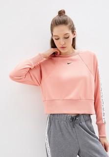 Свитшот Nike W NK DRY FLC GET FIT CRW JDI T