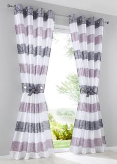 Плотные шторы Штора Лив (1 шт.) Bonprix