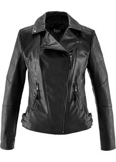 Все куртки Куртка-косуха из искусственной кожи Bonprix