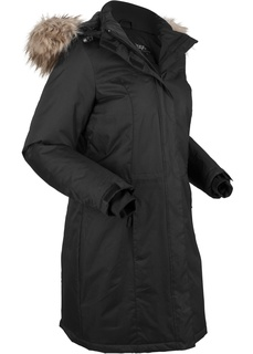 Куртки Куртка с опушкой из искусственного меха Bonprix