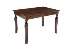Стол деревянный Indi cappuccino 1592 1592 Home Me