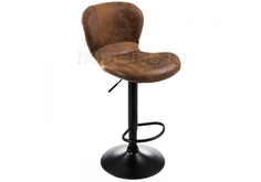 Барный стул Hold коричневый/черный (1793) Home Me