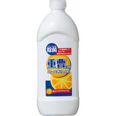Средство для мытья посуды и фруктов MITSUEI с апельсиновым маслом, концентрат 400 мл