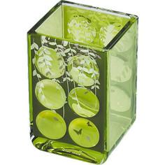 Стакан для ванной комнаты Tatkraft Acryl 3D MAGIC EMERALD (13117)