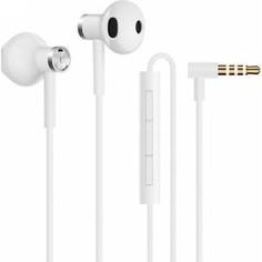 Наушники с микрофоном Xiaomi Mi Dual Driver Earphones White