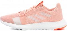 Кроссовки женские Adidas Senseboost Go, размер 37.5