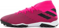 Бутсы мужские Adidas Nemeziz 19.3 TF, размер 41