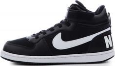 Кеды высокие детские Nike, размер 34