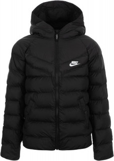 Куртка утепленная для мальчиков Nike, размер 158-170