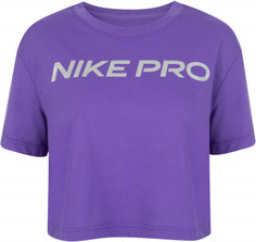 Футболка женская Nike Dry Pro, размер 42-44