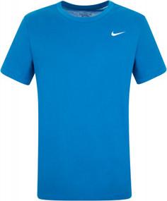 Футболка мужская Nike Dry Crew, размер 44-46