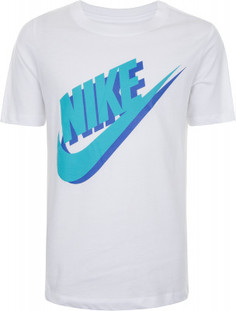 Футболка для мальчиков Nike, размер 128-137