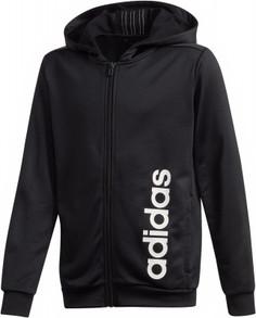 Толстовка для мальчиков Adidas 3-Stripes, размер 128
