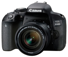 Фотоаппарат Canon EOS 800D Kit 18-55 IS STM