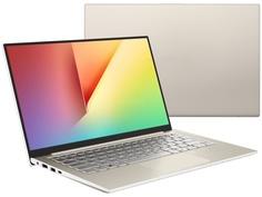 Ноутбук ASUS VivoBook S330UN-EY001T Gold 90NB0JD2-M00740 (Intel Core i5-8250U 1.6 GHz/4096Mb/256Gb SSD/nVidia GeForce MX150 2048Mb/Wi-Fi/Bluetooth/13.3/1920x1080/Windows 10 Home 64-bit)