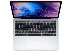Ноутбук APPLE MacBook Pro 13 2019 MV992RU/A Silver (Intel Core i5 2.4GHz/8192Mb/256Gb/Intel HD Graphics/Wi-Fi/Bluetooth/Cam/13.3/Mac OS)