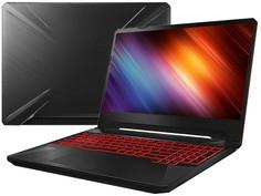 Ноутбук ASUS FX505DD-BQ121 90NR02C2-M03150 (AMD Ryzen 5-3550H 2.1GHz/8192Mb/512Gb SSD/No ODD/nVidia GeForce GTX 1050 3072Mb/Wi-Fi/Cam/15.6/1920x1080/No OS)