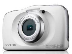 Фотоаппарат Nikon Coolpix W150 White