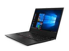 Ноутбук Lenovo ThinkPad E490 Black 20N8005DRT (Intel Core i3-8145U 2.1 GHz/4096Mb/1000Gb/Intel HD Graphics/Wi-Fi/Bluetooth/Cam/14.0/1366x768/DOS)