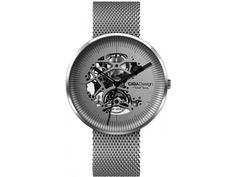Часы наручные аналоговые Xiaomi CIGA Design Mechanical Watch Jia MY Series Silver