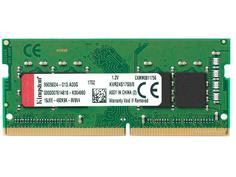 Модуль памяти Kingston DDR4 SO-DIMM 2400MHz PC-19200 CL17 - 8Gb KVR24S17S8/8