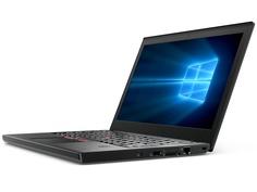 Ноутбук Lenovo ThinkPad A275 Black 20KD001LRT (AMD A12-9800B 2.7 GHz/8192Mb/256Gb SSD/AMD Radeon R7/Wi-Fi/Bluetooth/Cam/12.5/1920x1080/Windows 10 Pro 64-bit)