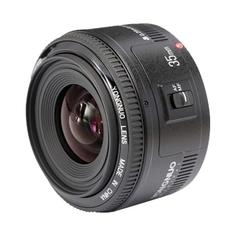 Объектив YongNuo Canon AF 35 mm F/2 EF