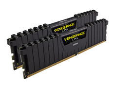 Модуль памяти Corsair Vengeance LPX DDR4 DIMM 4000MHz PC4-12800 CL19 - 32Gb KIT (2x16Gb) CMK32GX4M2F4000C19