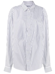 Balenciaga рубашка Swing свободного кроя