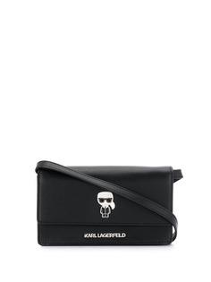 Karl Lagerfeld сумка через плечо K/Ikonik