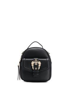 Versace Jeans Couture мини-рюкзак с пряжкой