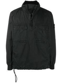 Stone Island куртка с карманами