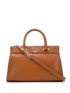 DKNY сумка-тоут с логотипом