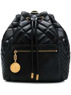Versace стеганый рюкзак