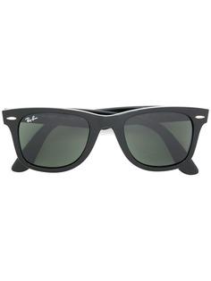 Ray-Ban прямоугольные солнцезащитные очки