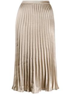 DKNY плиссированная юбка миди
