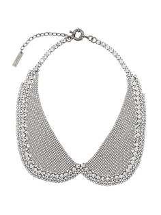 Ermanno Scervino ожерелье с кристаллами