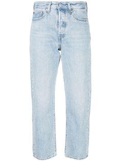 Levis джинсы Wedgie Montgomery прямого кроя