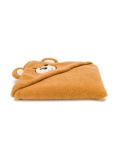 Moschino Kids одеяло Bear