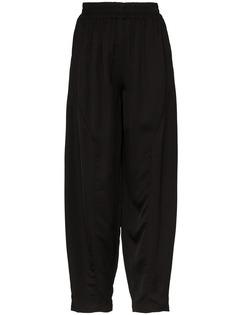 See By Chloé брюки свободного кроя с завышенной талией