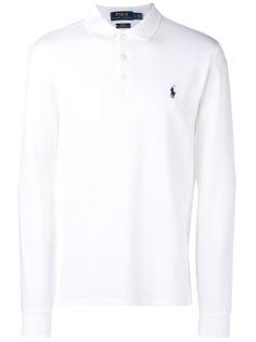 Polo Ralph Lauren футболка-поло с вышитым логотипом