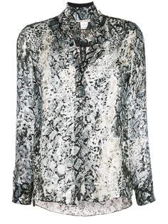 Alice+Olivia Amos tunic blouse