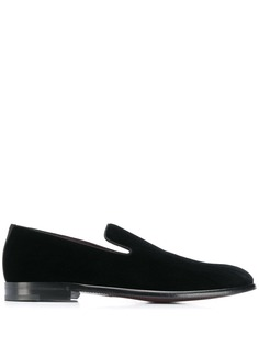 Dolce & Gabbana бархатные слиперы