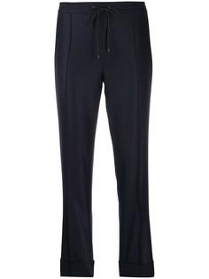 Kenzo брюки прямого кроя