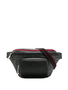 Fendi поясная сумка с узором FF