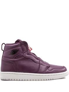 Jordan кроссовки Wmns Air Jordan 1 HI ZIP PREM