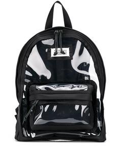 Maison Margiela рюкзак с деталями в технике Décortiqué