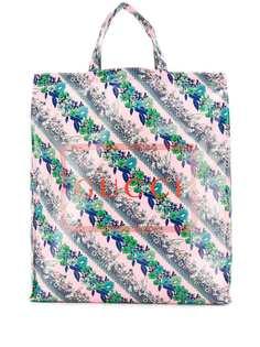 Gucci сумка-тоут с логотипом
